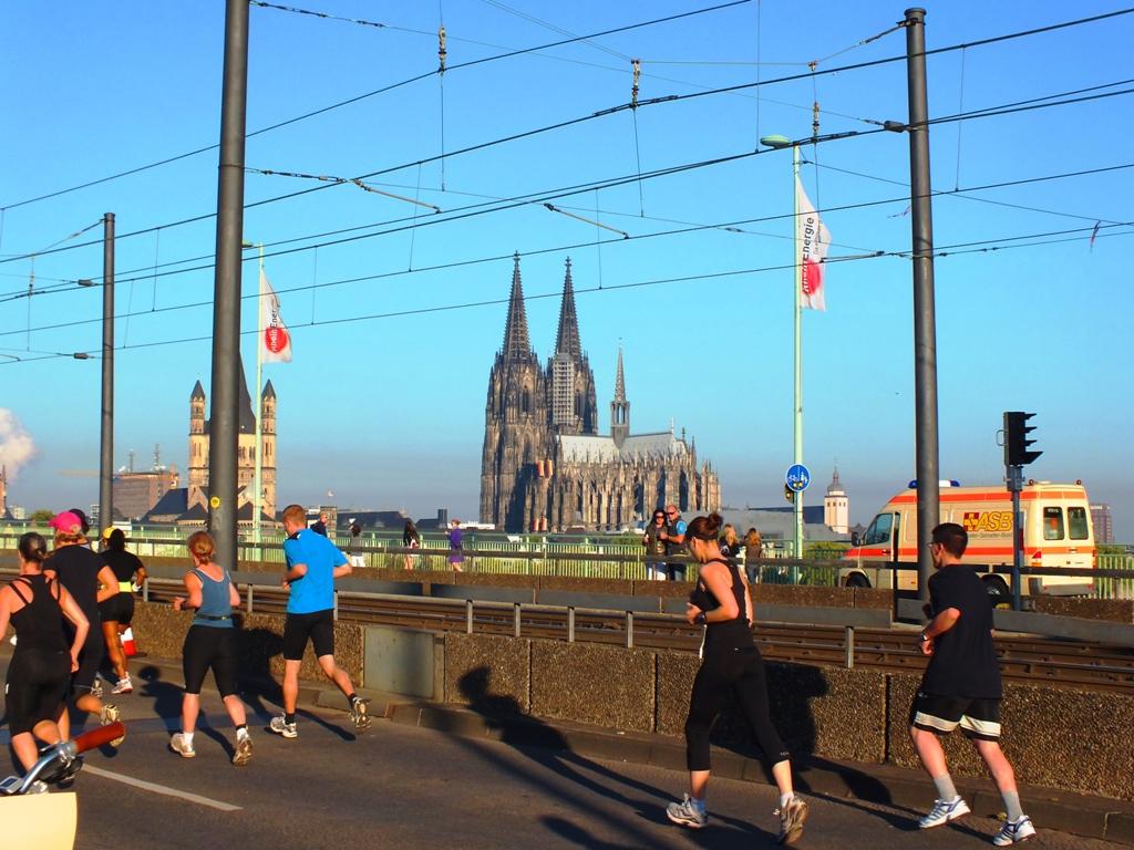 Tolle Resultate beim Köln Marathon