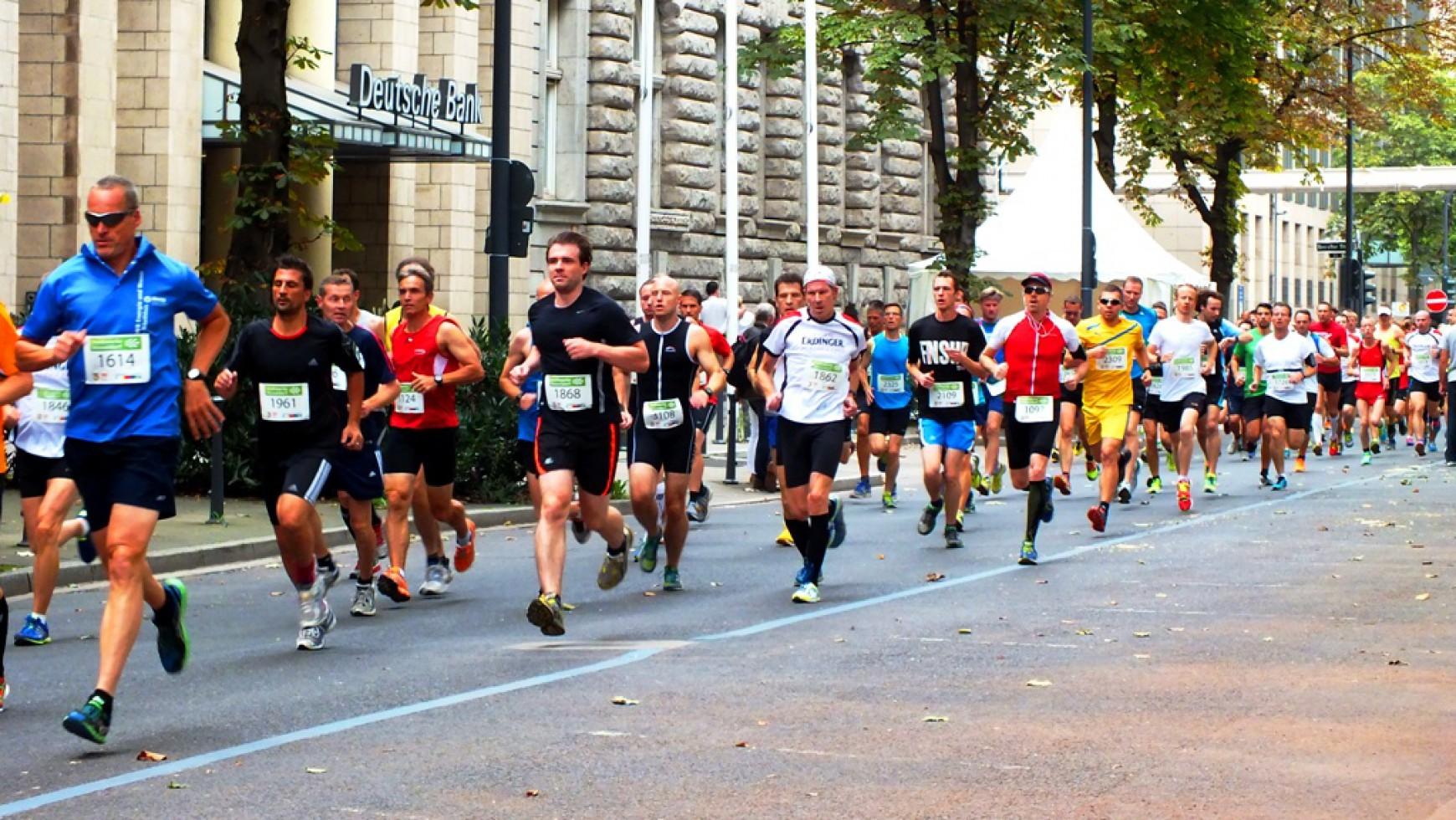 Bestzeit beim Halbmarathon in Bremen