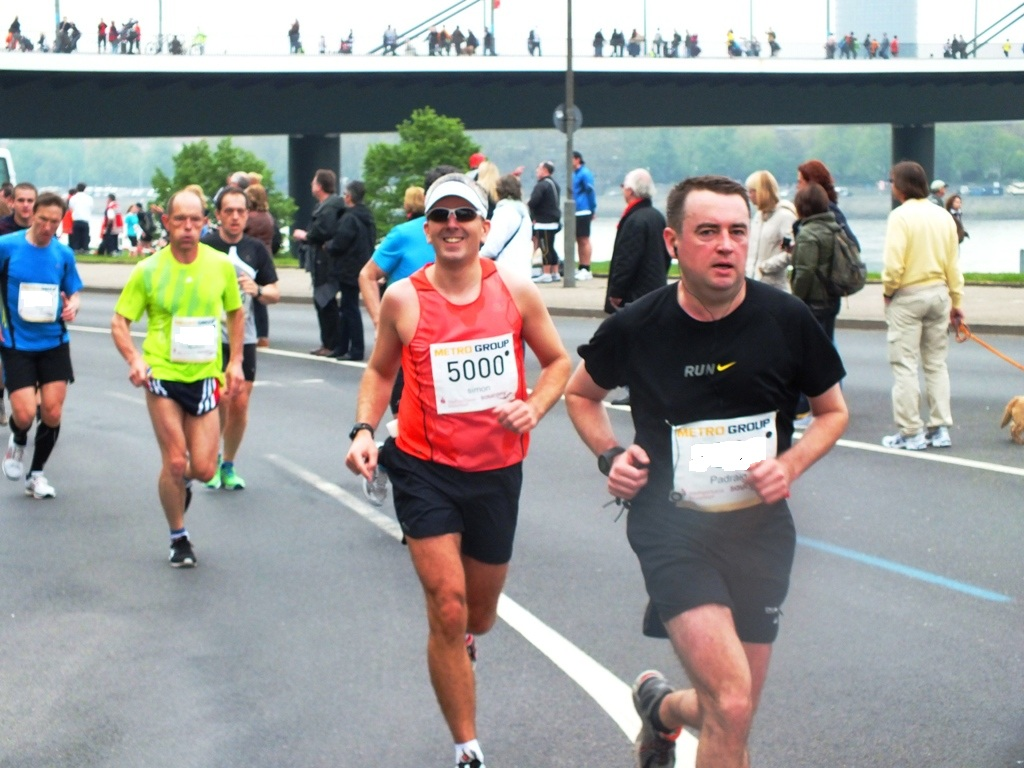 Düsseldorf Marathon 2012