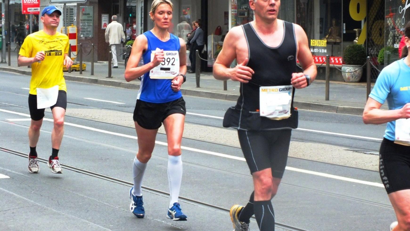 Neue 10km Bestzeiten