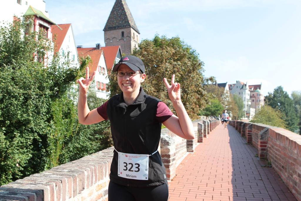 Mein erster Marathon – ein Bericht von Miriam 2012