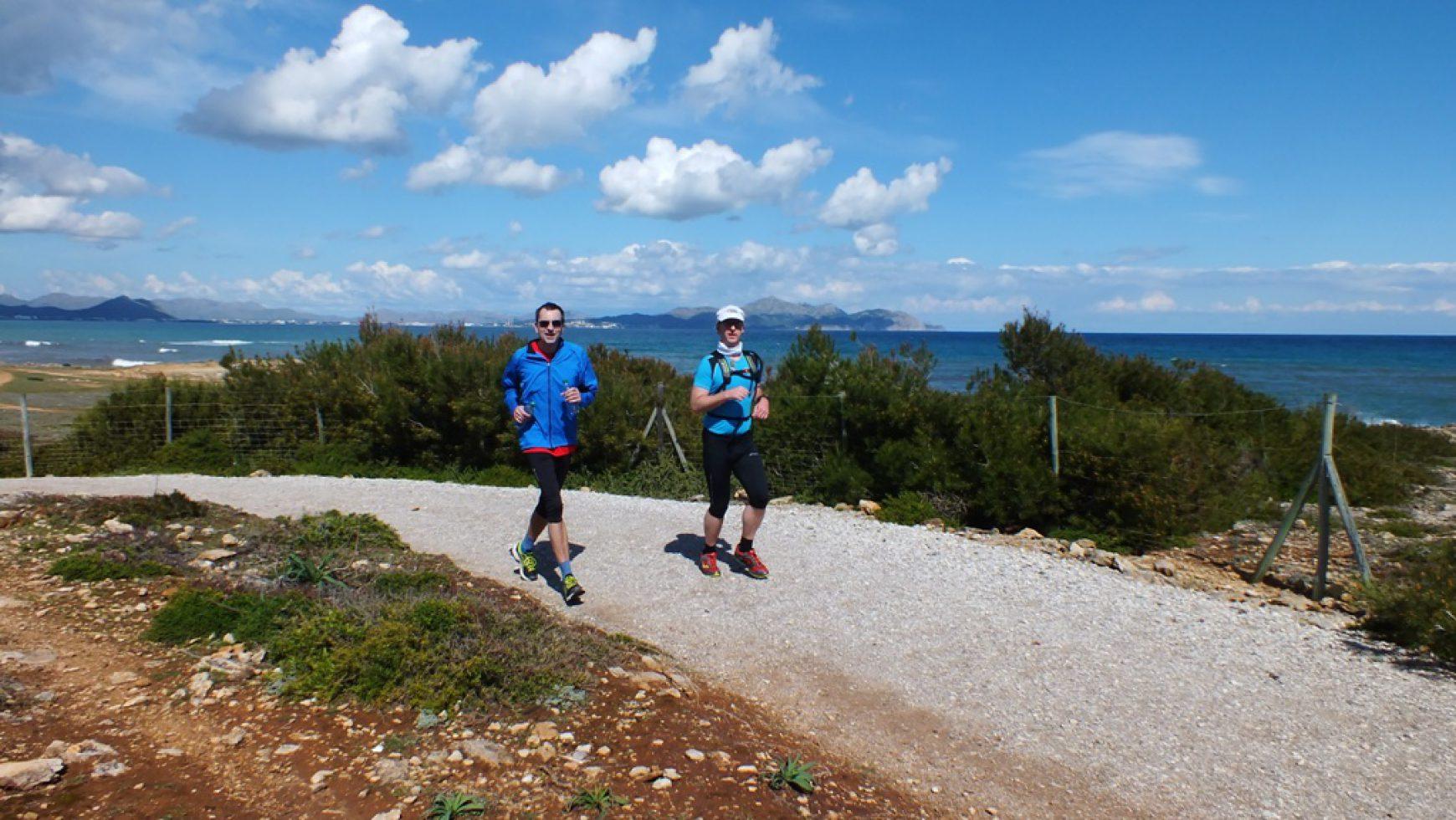 Laufreise Mallorca 2017