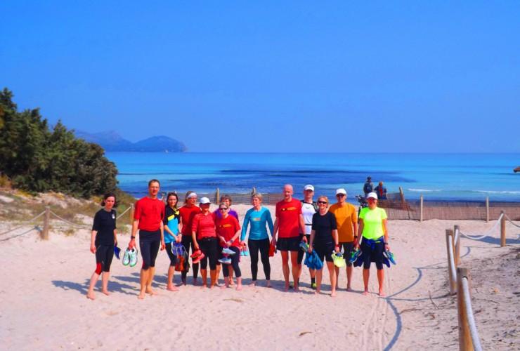 Laufreise Mallorca
