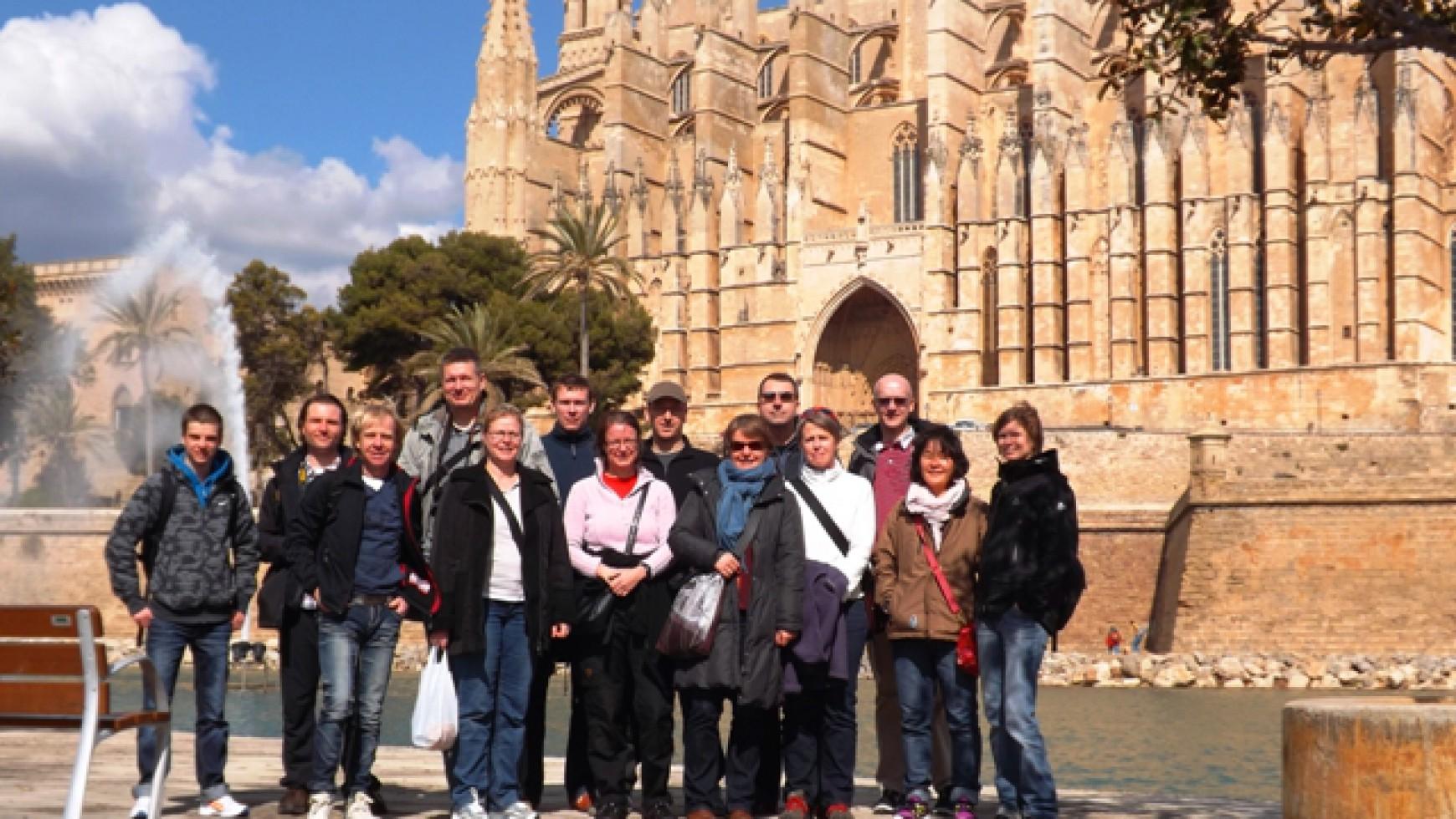 Laufreise Mallorca 2013