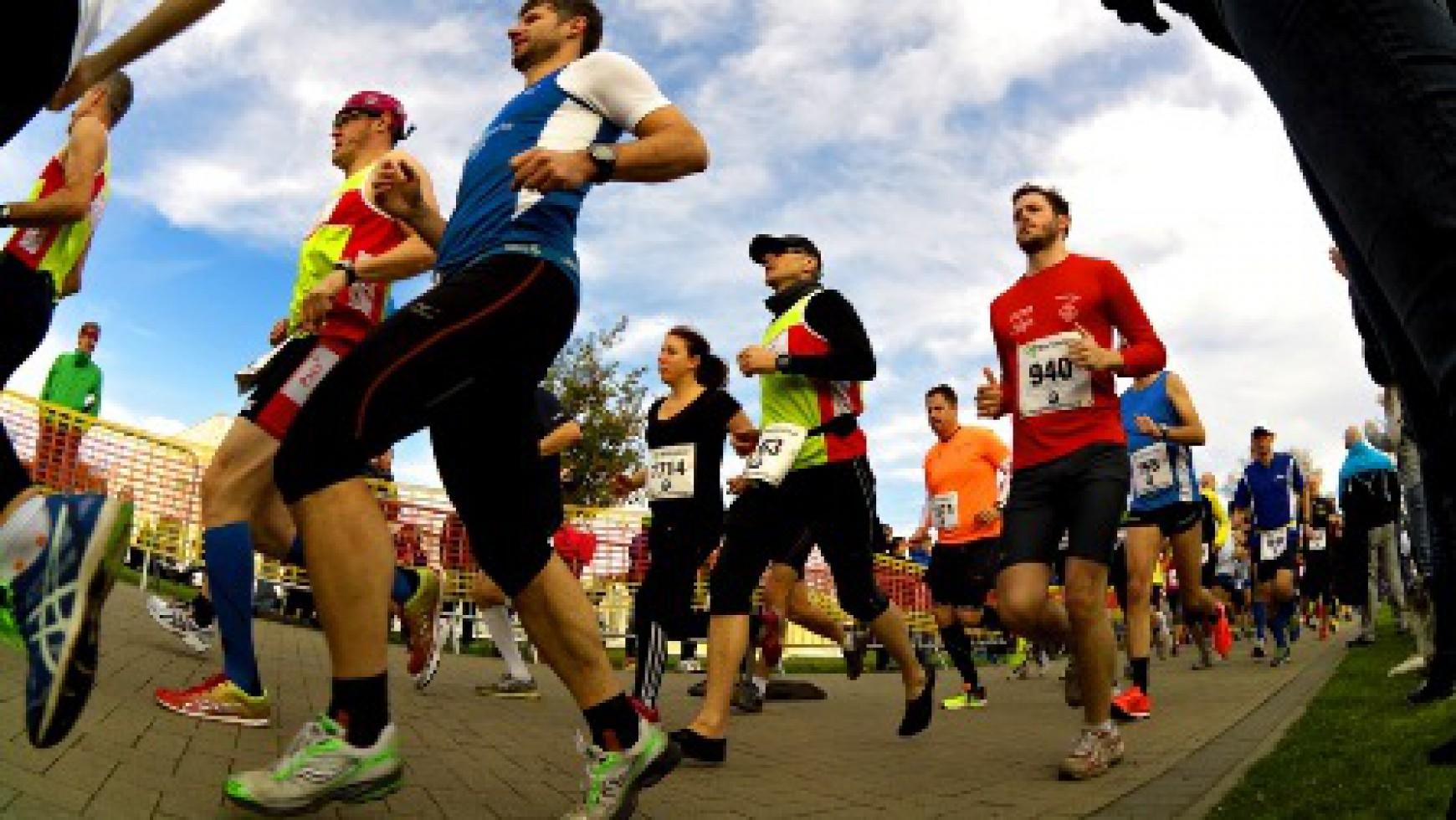 Laufschüler Florian mit 10km Bestzeit
