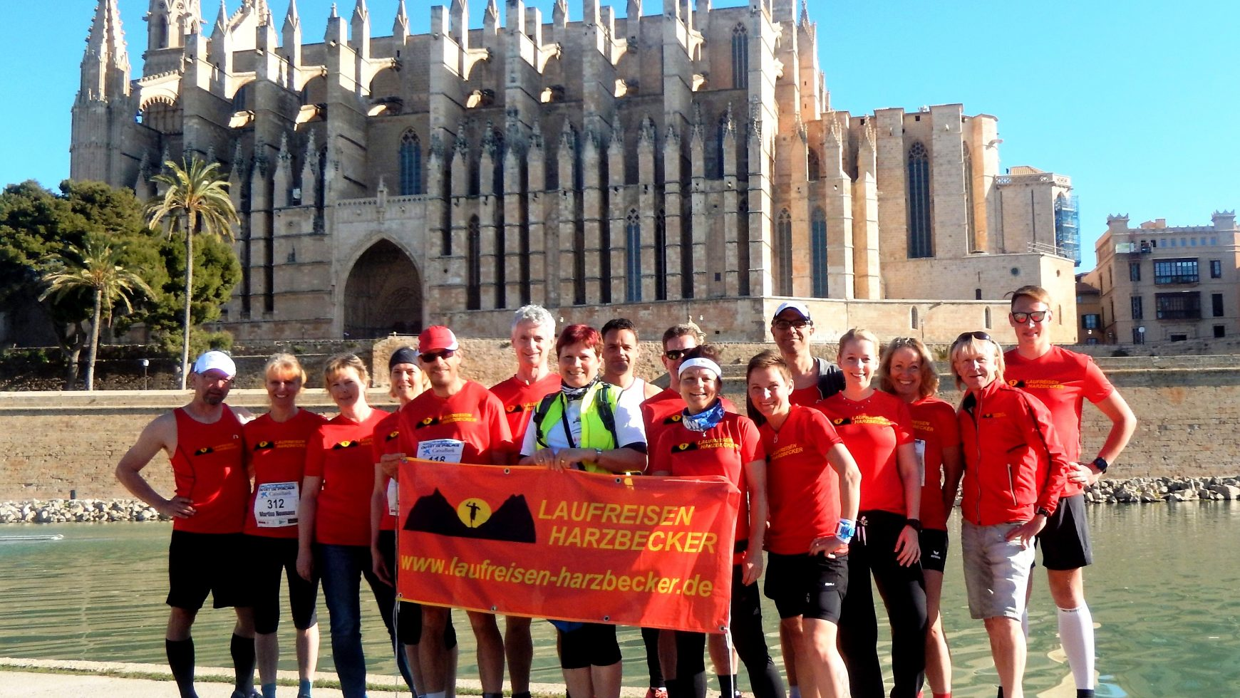 Laufreise Mallorca März 2018