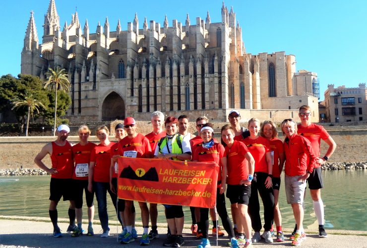 Laufreise Mallorca März 2019