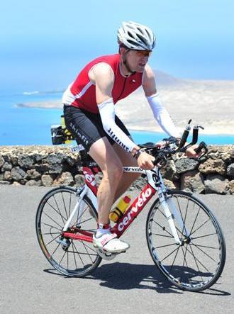 Christoph goes Ironaman Hawaii