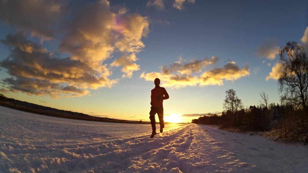 Auftakt der Winterlaufserien