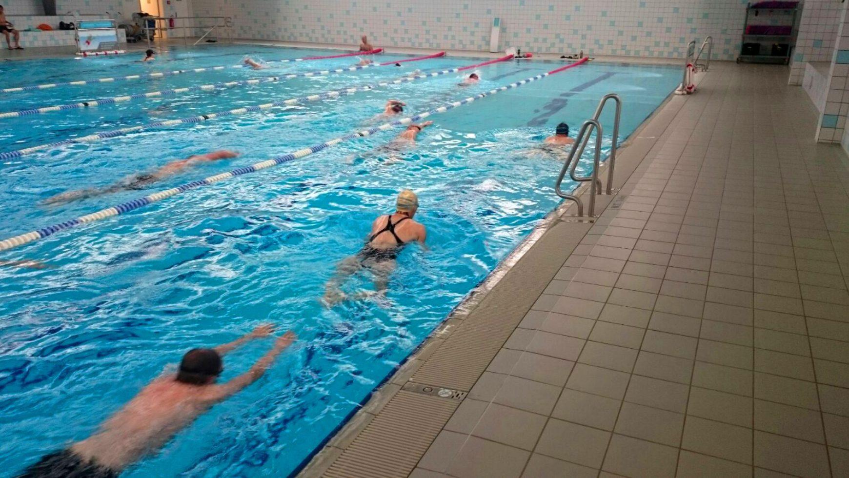 Schwimmkurs ab 18. Oktober