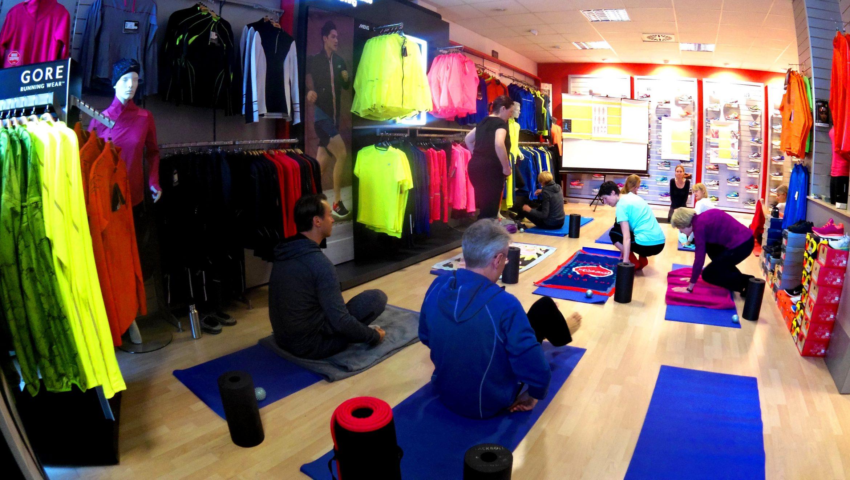 Faszien Yoga Workshop