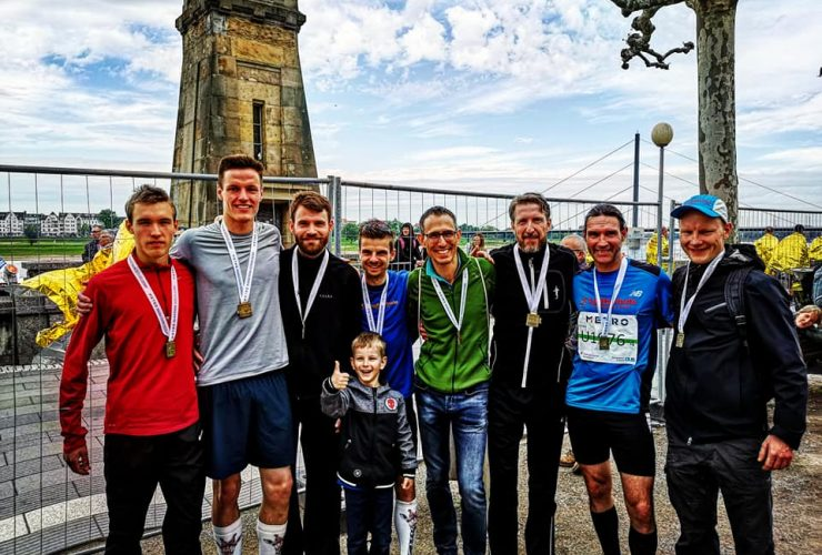 Düsseldorf Marathon 2018