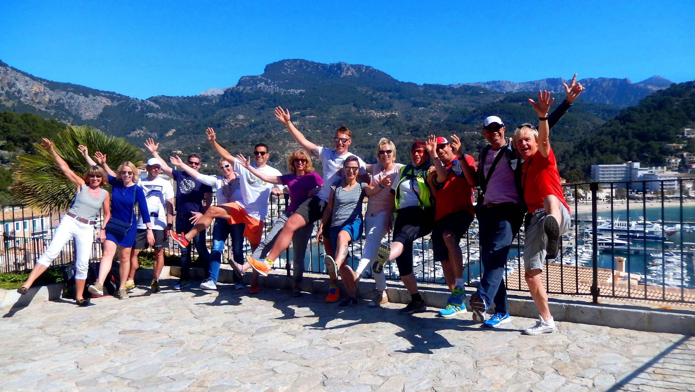 Laufreise Mallorca März 2020